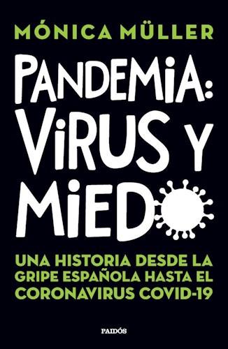 Papel Pandemia Virus Y Miedo