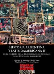 Papel Historia Argentina Y Latinoamericana Ii