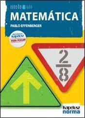 Papel Matematica 2/8 Para Pensar