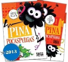 Papel Pina Pocas Pulgas 1