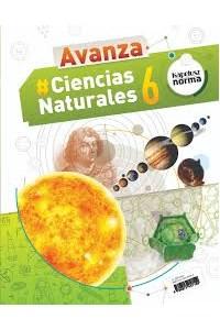 Papel Ciencias Naturales 6 - Federal - Avanza
