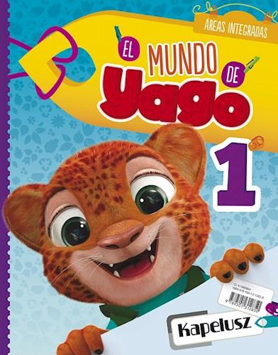 Papel MUNDO DE YAGO 1 KAPELUSZ (NOVEDAD 2018)