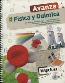 Fisica Y Quimica Kapelusz Avanza 3 Bs As 2 Caba Intercambios De Energia La Estructura 2018 Por Avanza 9789501313123 Casassa Y Lorenzo