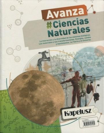 Papel CIENCIAS NATURALES KAPELUSZ AVANZA (1 BS.AS. / 7 CABA) LA INTERACCION Y LA DIVERSIDAD (NOV. 2018)