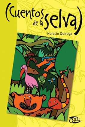 Libro Cuentos De La Selva