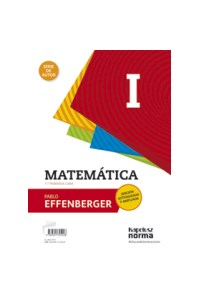 Papel Matemática I Contextos Digitales Nuevo + Complemento 1 (2017)