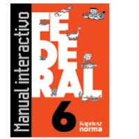 Papel Manual Interactivo 6 Federal