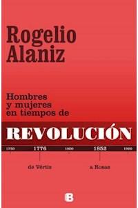 Papel Hombres Y Mujeres En Tiempos De Revolución
