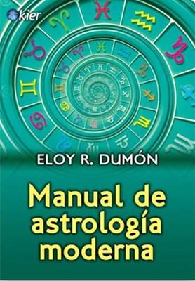 Papel MANUAL DE ASTROLOGIA MODERNA (COLECCION ASTROLOGIA) (RUSTICA)