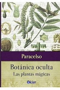 Papel Botanica Oculta - Las Plantas Magicas