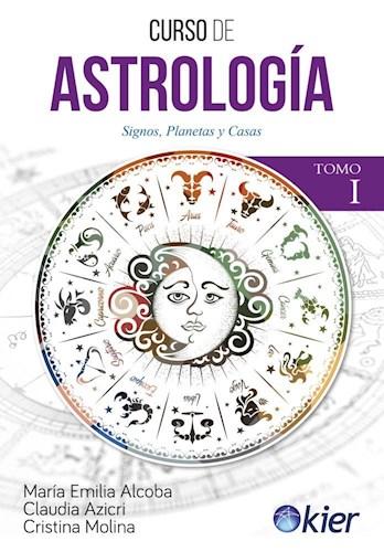 Libro Curso De Astrologia ( Tomo 1 )
