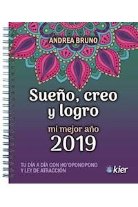 Papel Sueño Creo Y Logro Mi Mejor Año 2019