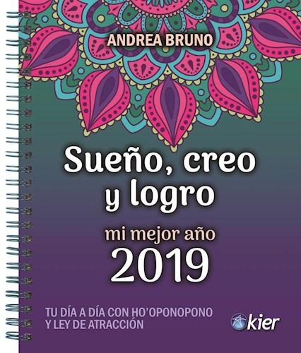 Papel Sueño, Creo Y Logro Mi Mejor Año 2019