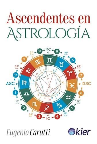 Papel ASCENDENTES EN ASTROLOGIA