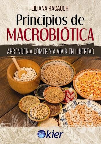 Libro Principios De Macrobiotica