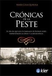 LIBRO CRONICAS DE LA PESTE