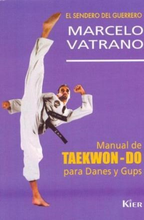 Papel Manual De Taekwon-Do Para Danes Y Gups