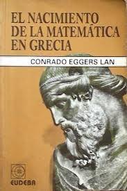 Papel El nacimiento de la matemática en Grecia