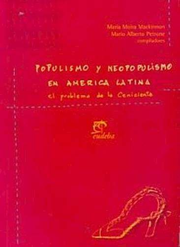 Papel Populismo y neopopulismo en América Latina