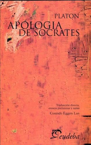 Libro Apologia De Socrates