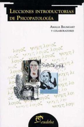 Papel Lecciones introductorias de psicopatología