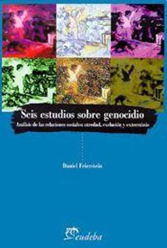 Papel Seis estudios sobre genocidio