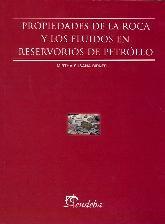 Libro Propiedades De La Roca Y Los Fluidos En Reservorios De Petroleo