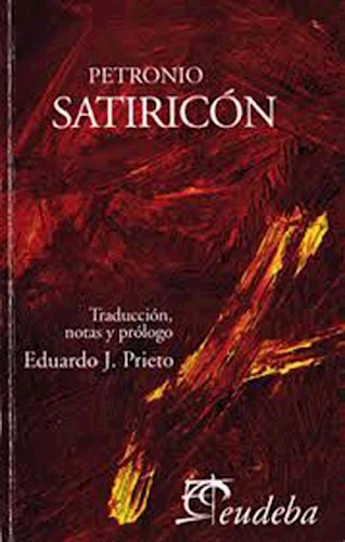 Papel Petronio Satiricón