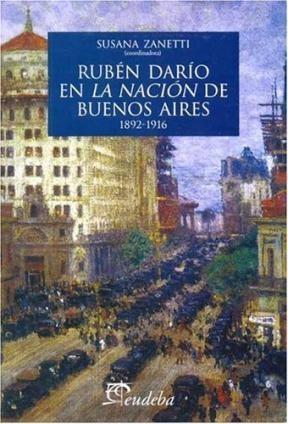 Papel Rubén Darío en La Nación de Buenos Aires