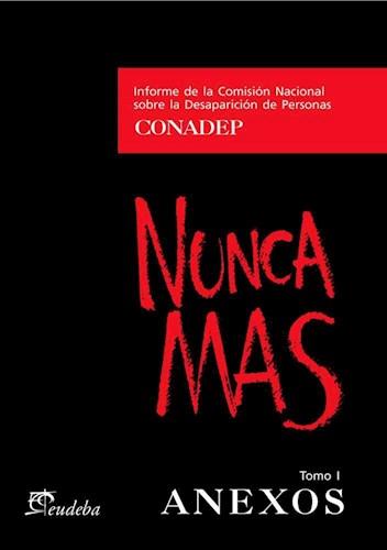 Papel Anexo del Nunca Más (2 tomos)