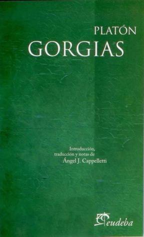 Libro Gorgias