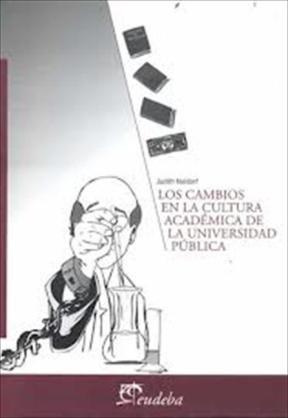 E-book Los cambios en la cultura académica de la universidad pública