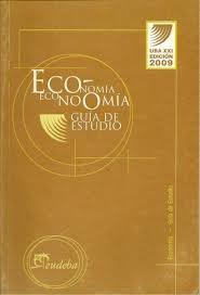 E-book Economía. Guía de estudio (PDF)
