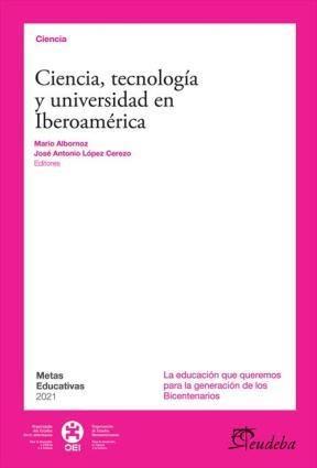 E-book Ciencia, tecnología y universidad en Iberoamérica