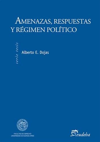 E-book Amenazas, respuestas y régimen político
