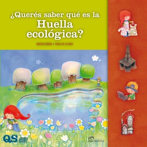 Papel ¿Querés saber qué es la Huella ecológica?