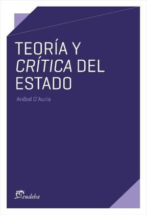 E-book Teoría y crítica del estado