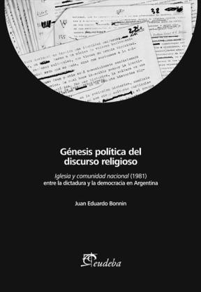 E-book Génesis política del discurso religioso