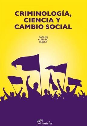E-book Criminología, ciencia y cambio social