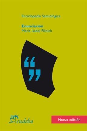 E-book Enunciación