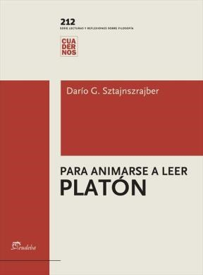 E-book Para Animarse A Leer Platón