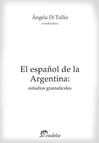 Papel El español de la Argentina