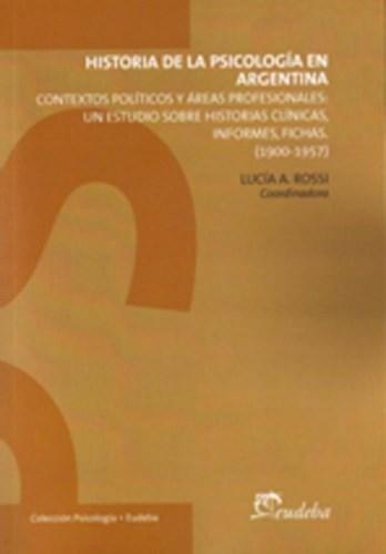 Papel Historia de la Psicología en Argentina