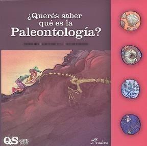 Papel ¿Querés saber qué es la Paleontología?