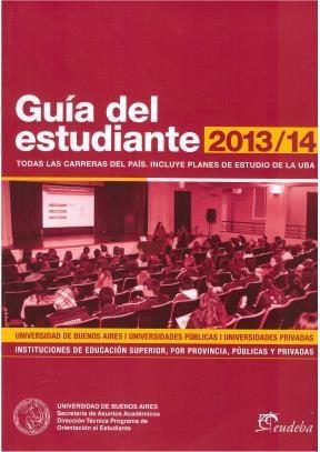 Papel Guía del estudiante 2013/14
