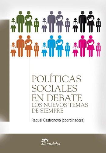 Papel Políticas sociales en debate
