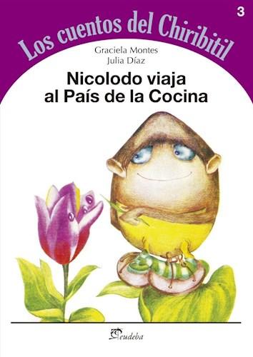 Papel Nicolodo viaja al País de la Cocina