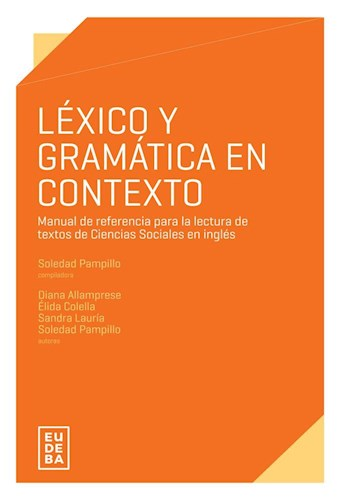 Papel Léxico y gramática en contexto