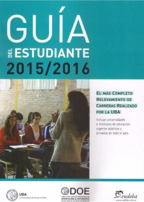 Papel Guía del estudiante 2015/2016