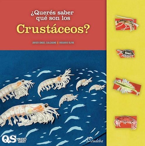 Papel ¿Querés saber qué son los Crustáceos?